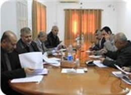 The_freedoms_committee_meets_in_the_Gaza_Strip