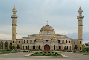 The-Islamic-Center-Of-America-The-Largest-Mosque-In-America