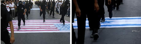 Palestinian_terrorist_operatives_march_over_the_American_and_Israeli_flags
