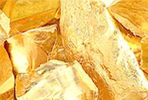 gold-shavings