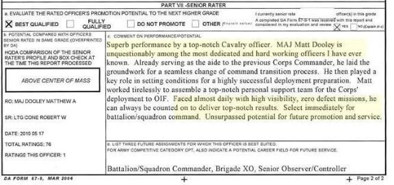 Muslims Offended—Soldier's Career Destro, Official Army ... on u.s. army mental evaluation example, elevation plan example, oer support form oct 2011, relief for cause ncoer example, army letter of recommendation example, oer support form word document, new army oer example, oer support form lotus, warrant officer oer example, field-grade oer example, da 67 9 1a example,