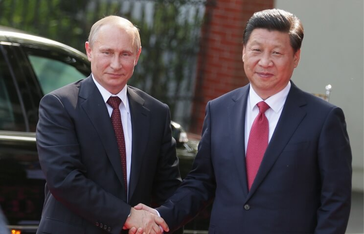 China and Russia are Waging War on America