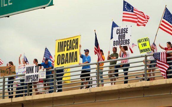 Michigan GOP 7th District Tells Rep. Walberg to Impeach Obama