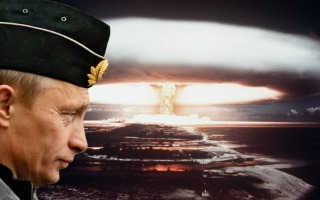 Putin Threatens America with Nuclear Annihilation