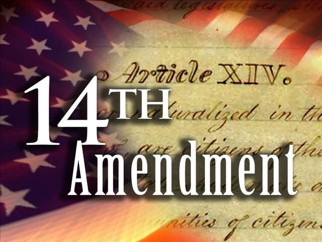 Interpreting Logic Out Of The 14th Amendment Where Birthright