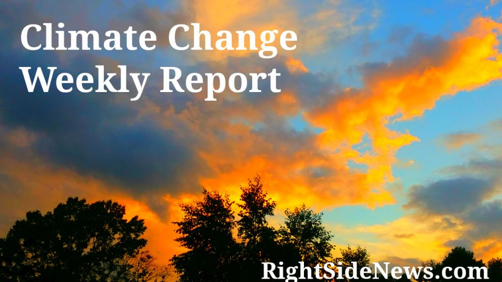 Climate Change Weekly Report: Nature or Human? Scientific Theory and the Importance of Hypothesis