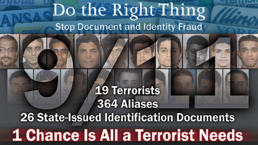 Immigration Fraud - One Chance is All a Terrorist Needs