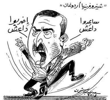 Erdogan Schizophrenia