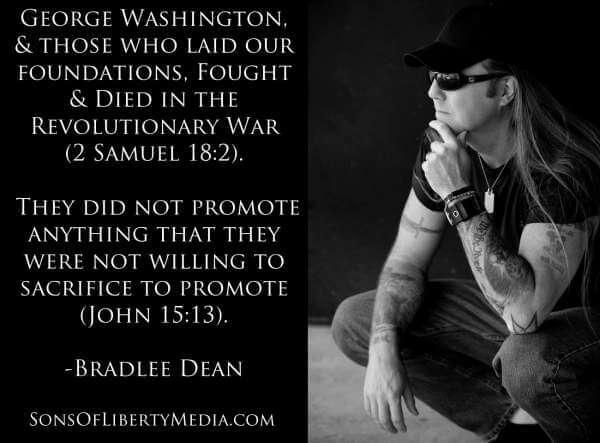 Bradlee Dean John 15:13