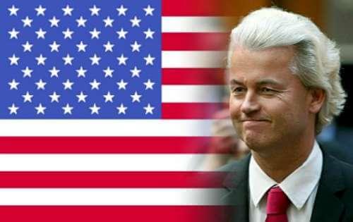 Geert Wilders USA