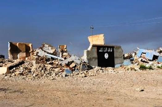 Islamic State Blows Up 21 Christian Homes