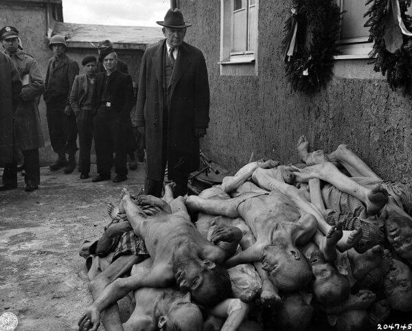 Weimar April 24 1945