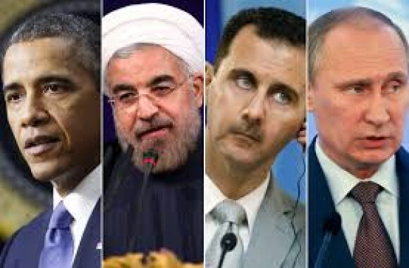 The Moscow-Washington-Tehran Axis of Evil