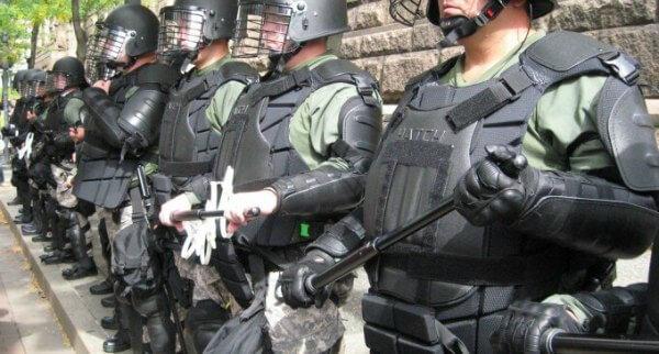 global police