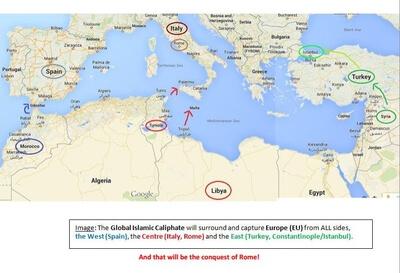 Islamic State Manifesto: Sleeper Cells Sent To Europe Posing As Refugees