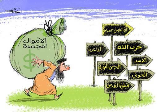 Hizbullah Assad the IRGC Al-Qaeda and Shiite militias