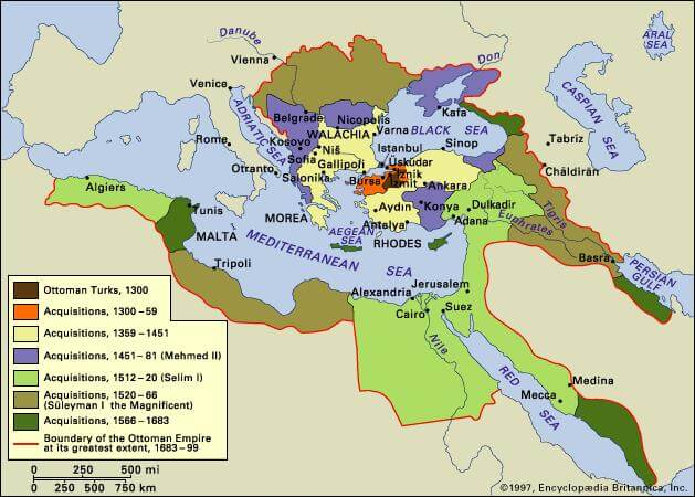 Ottoman_Empire_at_its_peak - The Ottoman Empire - Right Side News